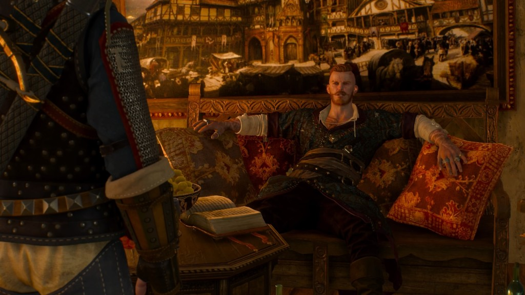 Witcher 3 hearts of Stone 1