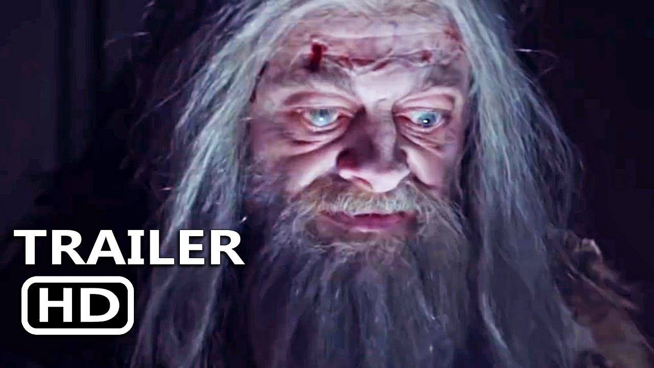 A CHRISTMAS CAROL Official Trailer (2019) Tom Hardy, Guy Pearce Series   Review Junkies