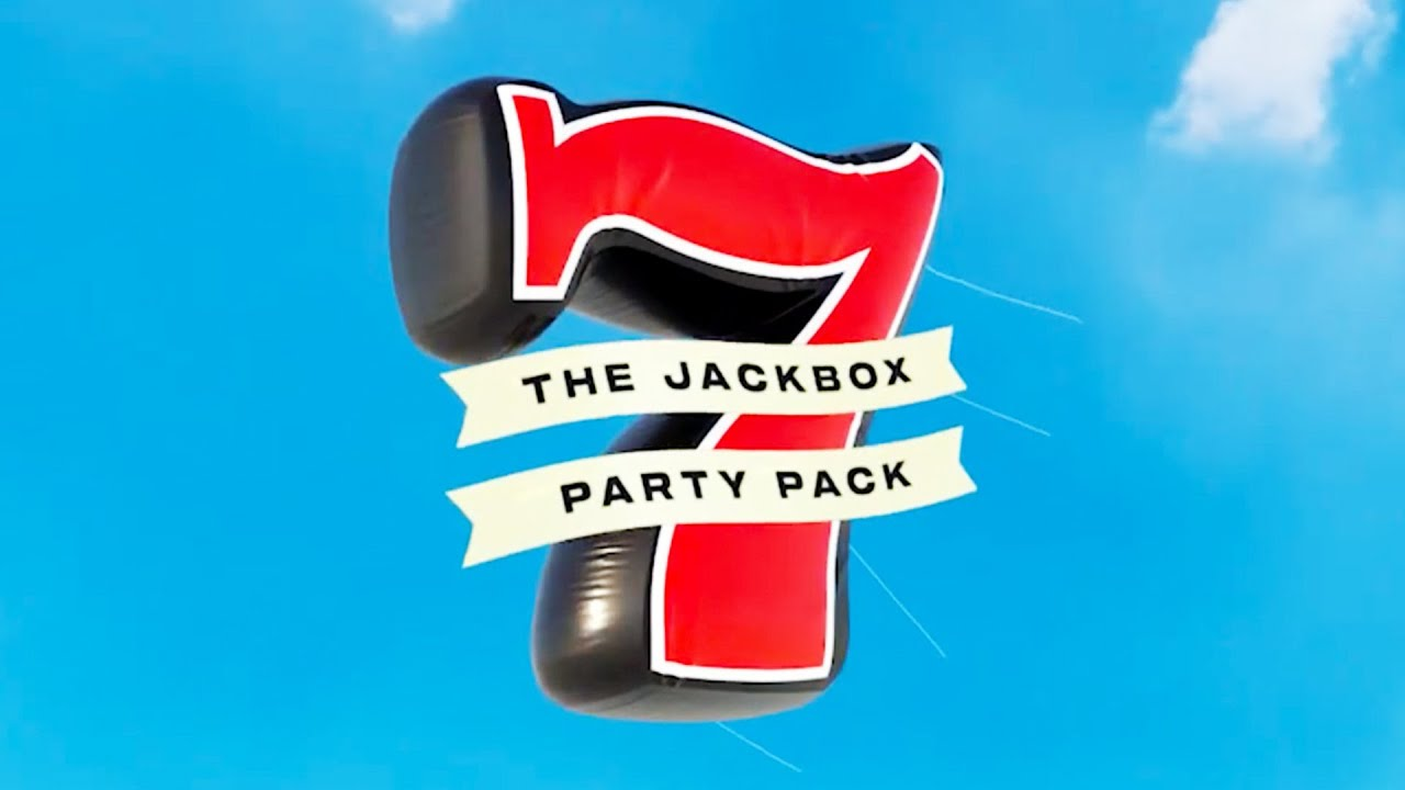 The Jackbox Party Pack 7 - Launch Trailer   Review Junkies